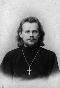 отец Александр Секундов